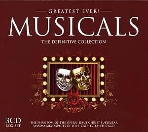Greatest Ever Musicals