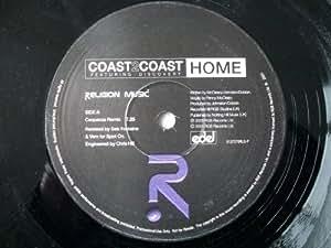 """COAST 2 COAST ft DISCOVERY Home 12"""" promo"""
