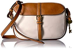Fossil Kendall Womens Handbag (White)