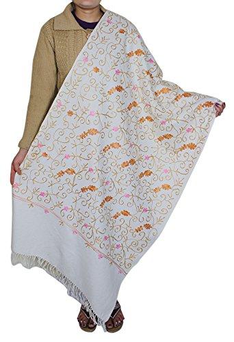 Damen Schal Festlich Indische Damenbekleidung Geschenk für Mama