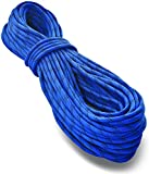 Tendon 9,0mm Static Rope Pro Work Statik Kletterseil blau 30 m