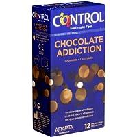 Control Chocolate Addiction - 12 Kondome mit Schokoladen-Aroma preisvergleich bei billige-tabletten.eu