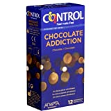 Control Sex Chocolate Addiction 12 Unidades - Placer y Confort