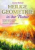Heilige Geometrie in der Natur: Schöpfungsmuster des Lebens und der Fülle entdecken und anwenden -