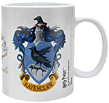 "Harry Potter ""Ravenclaw Crest"" Ceramic Mug - White"