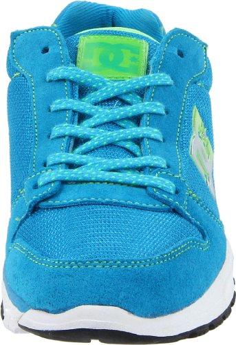 DC Shoes Alias Lite Womens Shoe D0303212 Damen Sneaker Türkis/Turquoise