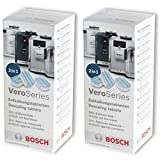 Bosch Verobar Verocafe Kaffeemaschine Antikalk/Kalk Entkalkungstabletten (, 2 Packungen mit je 3)