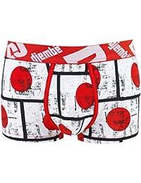 Pomm'poire - Boxer imprimé drapeau Japon by Djembé - Homme