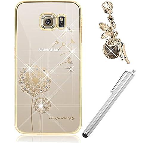 Vandot 1 X Accessoires pour Samung Galaxy S6 Plastique Dur