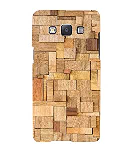 For Samsung Galaxy A3 (2015) :: Samsung Galaxy A3 Duos (2015) :: Samsung Galaxy A3 A300F A300Fu A300F/Ds A300G/Ds A300H/Ds A300M/Ds wood texture, ecological background Designer Printed High Quality Smooth Matte Protective Mobile Case Back Pouch Cover by APEX