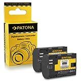 2x Batteria LP-E6 per Canon EOS 5D Mark II / 5D Mark III   EOS 7D   EOS 60D / 60Da