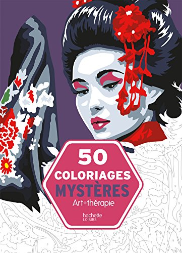 50 coloriages mystres