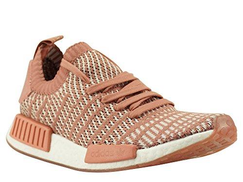 adidas NMD R1 Stlt PK W CQ2028, Turnschuhe ash pink-orchid tint-footwear white (CQ2028)