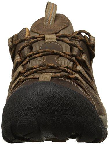 Keen Targhee Ii, Chaussures de Randonnée Basses Homme Cascade Brown/Brown Sugar
