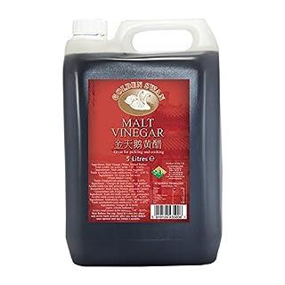 Golden Swan Malt Vinegar 5 Litre (Pack of 4)