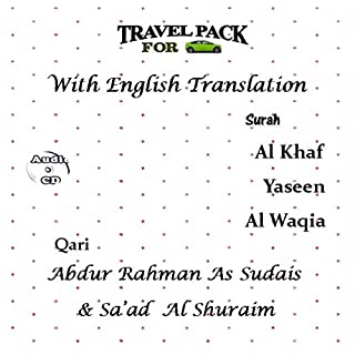 Al Quran English translation Audio surah khaf, yaseen & waqia