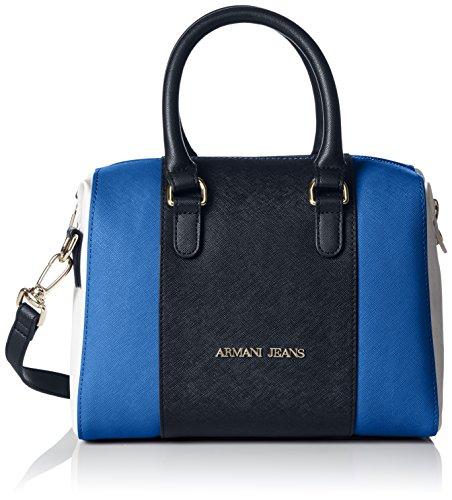 Armani Jeans C5204s6 Henkeltaschen Blau (BLU ROYAL 18)