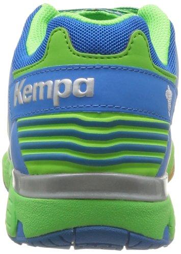 Kempa Kudos, Chaussures de sports en salle femme Bleu (Bleu)