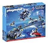 Playmobil-Set de Police-9043