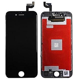 Adento ORIGINAL Display iPhone 6s | LCD für Apple iPhone 6 | Komplett Einheit Glas Touch Panel ALS Ersatz oder Reparatur | Original Apple Display | inklusive Werkzeug-Set | SCHWARZ