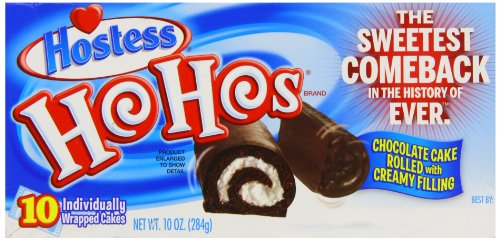 Hostess Hoho's 284 g