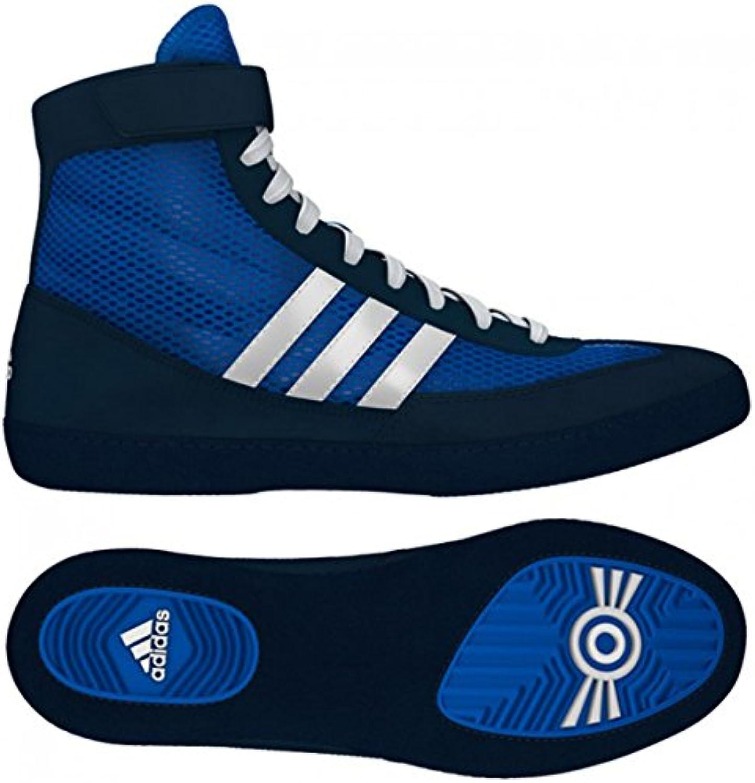 Adidas velocidad Combat 4 Tamaño de lucha Zapatos de jóvenes Bahía Azul / cal 1,5