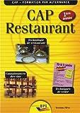 CAP Restaurant 1ère année - élève...
