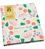 Busy B Floral Address Book