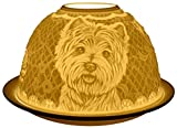 Candle Holder Westie Dogs by Welink Ltd