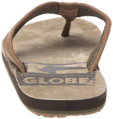 Globe Base Unisex-Erwachsene Zehentrenner Braun (tobacco/choco)