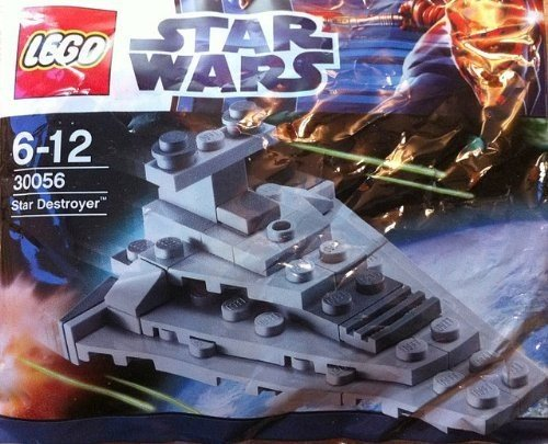 LEGO Star Wars: Mini Star Destroyer Setzen 30056 (Beutel) Star Wars Lego Star Destroyer