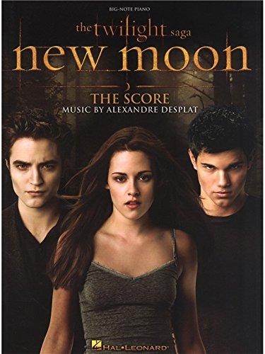 [(The Twilight Saga - New Moon Film Score (Easy Piano) )] [Author: Alexandre Desplat] [Feb-2010]