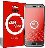 nandu I ZenGlass Flexible Glas-Folie für HTC U11 Life Panzerfolie I Bildschirm-Schutzfolie 9H I (Kleiner Als Das Gewölbte Bildschirm)