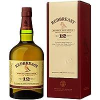Redbreast 12 Year Old Single Pot Still Irish Whiskey, 70cl