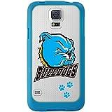 Mocca Design CSA045 Coque bi-matière pour Samsung Galaxy S5 Motif Bulldogs Bleu