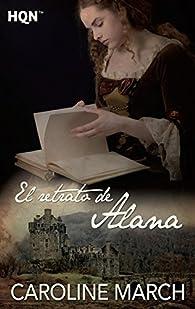 El retrato de Alana par Caroline March