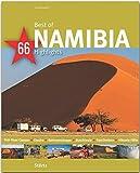 Best of Namibia - 66 Highlights: Ein Bildband mit über 180 Bildern auf 140 Seiten - STÜRTZ Verlag (Best of - 66 Highlights)