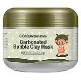 ROPALIA Bulles d'oxygène Masque de Boue Hydratant Eclaircissant Crème Masque ...