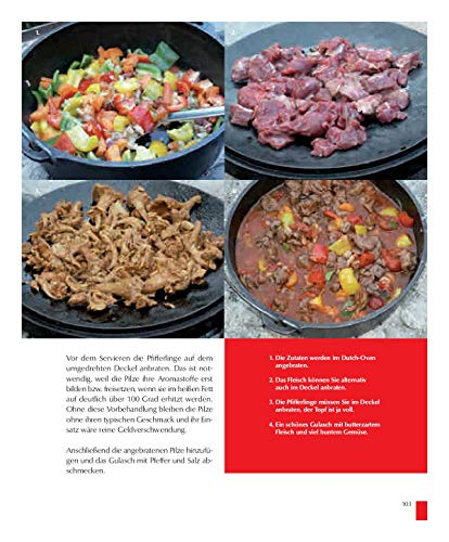 Dutch Oven – Kochen über offenem Feuer - 7