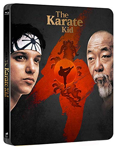 Karate Kid - Per Vincere Domani (Steelbook) (1 BLU-RAY)