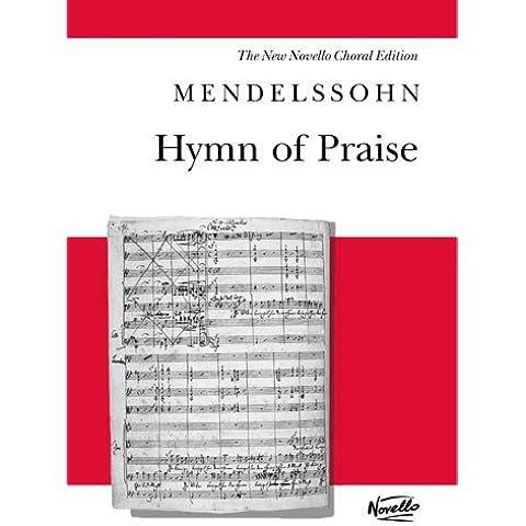 Hymn Of Praise (SATB)-Revised Novello edition - Buch