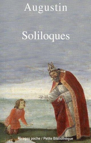 Soliloques par Augustin