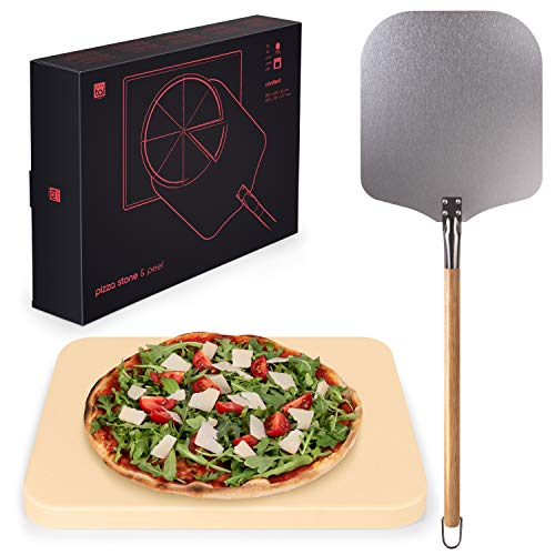 Blumtal Pizza Set Pizzastein Test