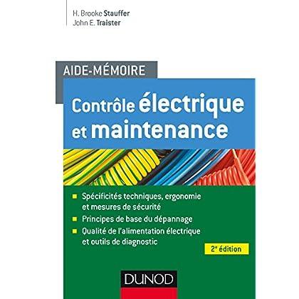Super Télécharger Aide-mémoire - Contrôle électrique et Maintenance PDF  BV47