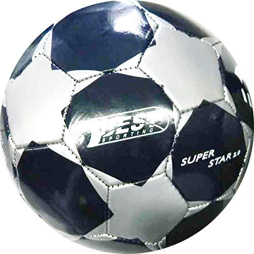 Best Sporting Super Star 2.0 Trainingsball 1, 6 oder 12 Stück (blau 1) (Ball 6 Größe Adidas Fußball)