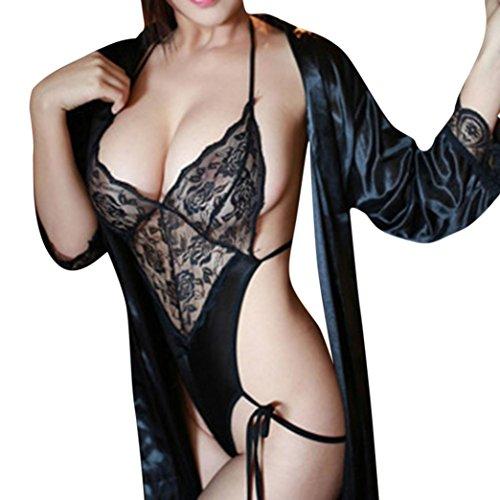 erthome - Survêtement - Femme taille unique Noir