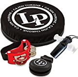 LP Latin Percussion LPCP1 Cajon Zubehör-Set + KEEPDRUM Sambapfeife SW-1