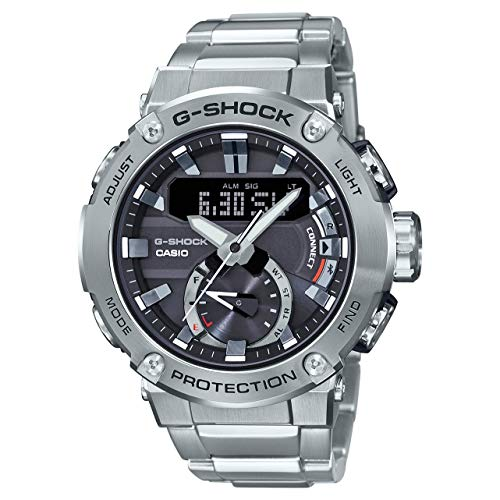 G-Shock GST-B200D-1AER G-Steel - Reloj de Pulsera para Mujer