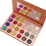 Best Mineral Makeup Kits - Glitter Eyeshadow Start Makers Metallic Shimmer Highly Pigmented Review