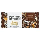 Squirrel Sisters Cacao Orange 2 x 20g